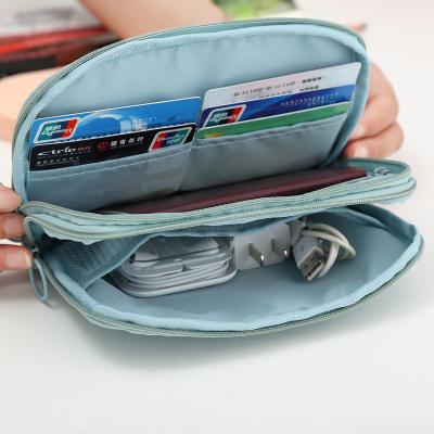 旅行 双层 证件包 出行 护照包 多功能 收纳包 hzb010