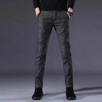 【活动款】酷狼V3服装 男装时尚简约休闲裤 116