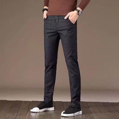 【活动款】酷狼V3服装 男装休闲简约长裤 126