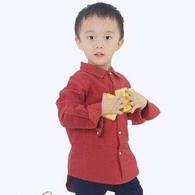 奥祺 领子绣叶子衬衣 GK-1830103