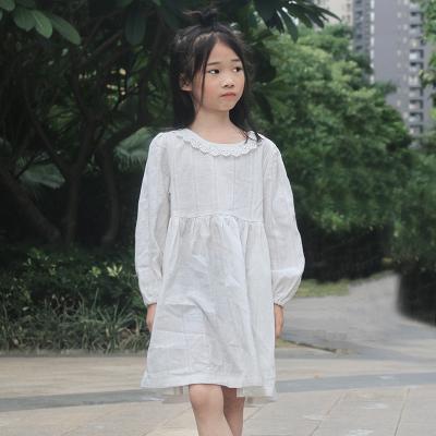 奥祺 花边连衣裙 GK-1830104