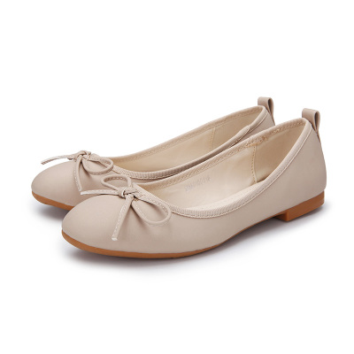 安慕森 时尚休闲女式单鞋 DM0100116