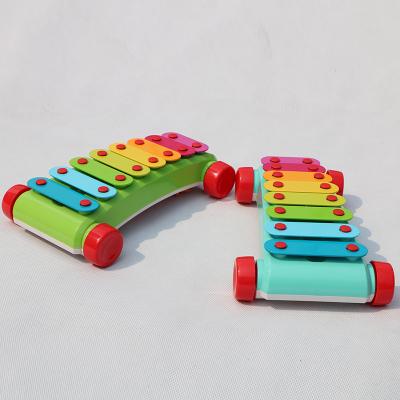 笛驰趣味小车琴