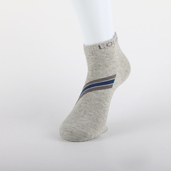 路易马车短统运动男袜  L540