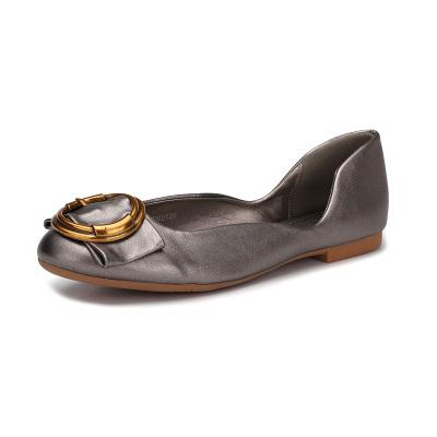 安慕森 休闲女式单鞋 DM0100131