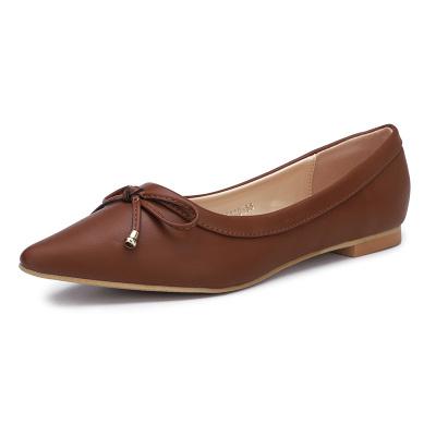 安慕森 休闲款女士单鞋 DM0100155