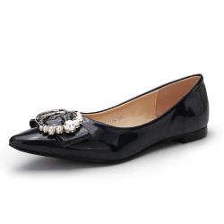安慕森 商务休闲女士单鞋 DM0100156