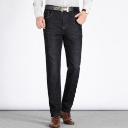 东方龙崛起 商务牛仔裤 7709