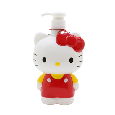 贝纽Hello Kitty 植物精纯滋润洗发沐浴露 KTC017