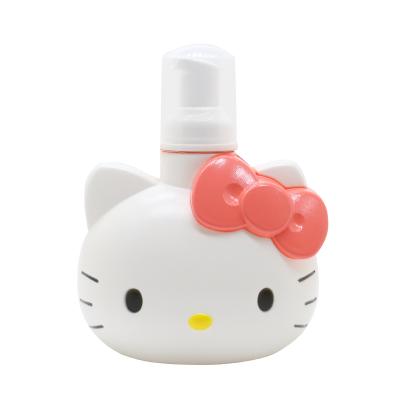 贝纽Hello Kitty 植物精纯滋养沐浴二合一(泡沫型)KTC019