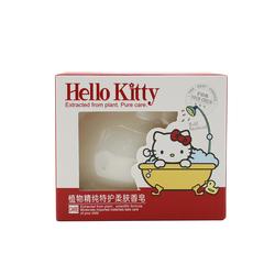 贝纽Hello Kitty 植物精纯特护柔肤香皂 KTC020