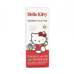 贝纽Hello Kitty 植物精纯牛奶护手霜 KTC034