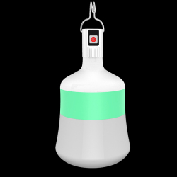 LED充電球波燈越明H40/H80