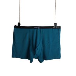 路易马车 男士竹纤维净色平脚裤 L5039