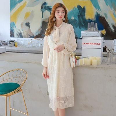 LD 蕾丝连衣裙 18-5089