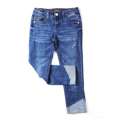 Homidoki 女童牛仔长裤 18020