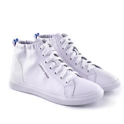 休闲女鞋黑色/白色