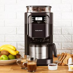 MORPHY RICHARDS/摩飞电器 MR1028摩飞美式咖啡机家用全自动滴漏