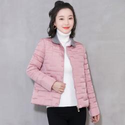 布桂坊 轻薄棉服 8507