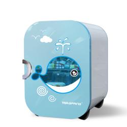yeaspring 宝宝奶瓶消毒器带烘干紫外线消毒锅婴儿奶瓶消毒柜杀菌 鲸鱼款