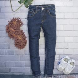 Homidoki 女童牛仔长裤 18026#