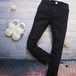 Homidoki 女童牛仔长裤 18027#