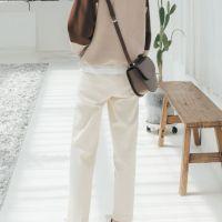 【直播活动款】秋冬季新款套头加绒卫衣女宽松显瘦简约长袖圆领外套