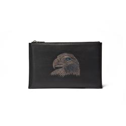 雅格路威 时尚手拿包 L001鹰头