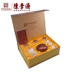 陈李济  三年陈化柑普茶礼盒