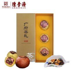 陈李济  经典柑普茶*盒装三颗