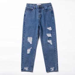 云豪 时尚新款牛仔裤 YH001
