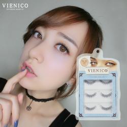 【VIENICO】纯手工磨尖假睫毛NO.30 自然 浓密 素颜 仿真款眼睫毛