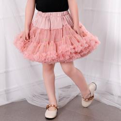 蔻儿丽莎 女童tutu蓬蓬半身裙 9688