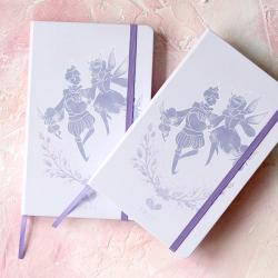 无重飞行 《精灵与小王子》原创绘本式手账本/记事本