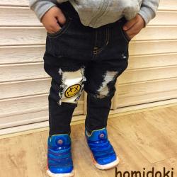 Homidoki 男童牛仔长裤 18060#
