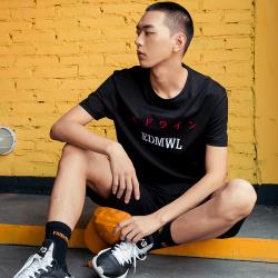 匡迪亚 时尚圆领T恤 W718