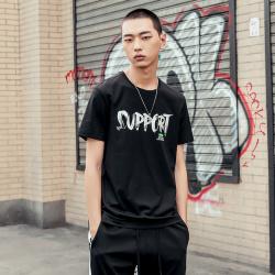 匡迪亚 时尚圆领T恤 W720