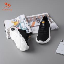 RD台湾红蜻蜓2019年春季新款飞织透气休闲鞋W191003
