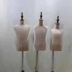 童装修身版绒布