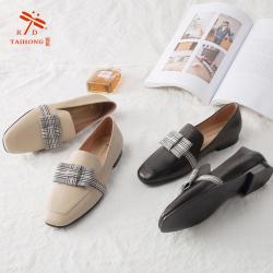 RD台湾红蜻蜓 经典女款单鞋 W191008