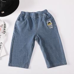 酷酷巴拉 男童夏季薄款中裤 192XB013