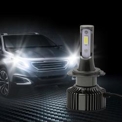 中性 LED汽车大灯 H7