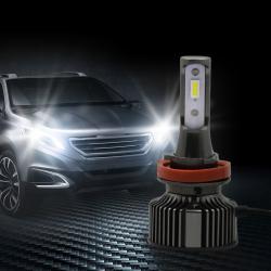 中性 LED汽車大燈 H11