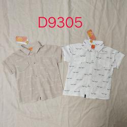 德奥卡迪 男童衬衫 D9305
