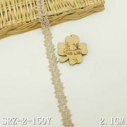 唐隆 水溶花边 SRZ-2-150Y