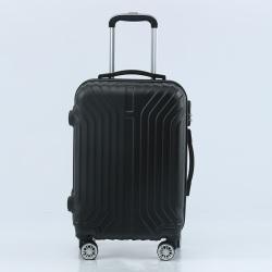 三人行 2019年新款行李箱旅行箱 轻便拉杆箱【24寸】
