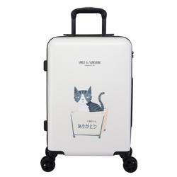 七公主 20/24寸行李箱 AS8007