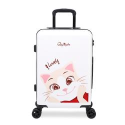 七公主 20/24寸行李箱 Q8012