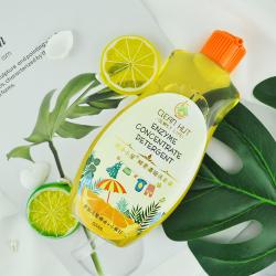 柑凈小屋 酵素濃縮洗衣液500ml瓶裝