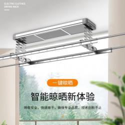 晾凤 基本型双杆电动晾衣架 LF020